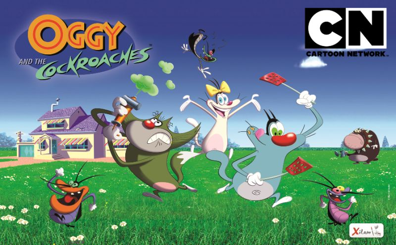 Oggy and The Cockroaches Season 4
