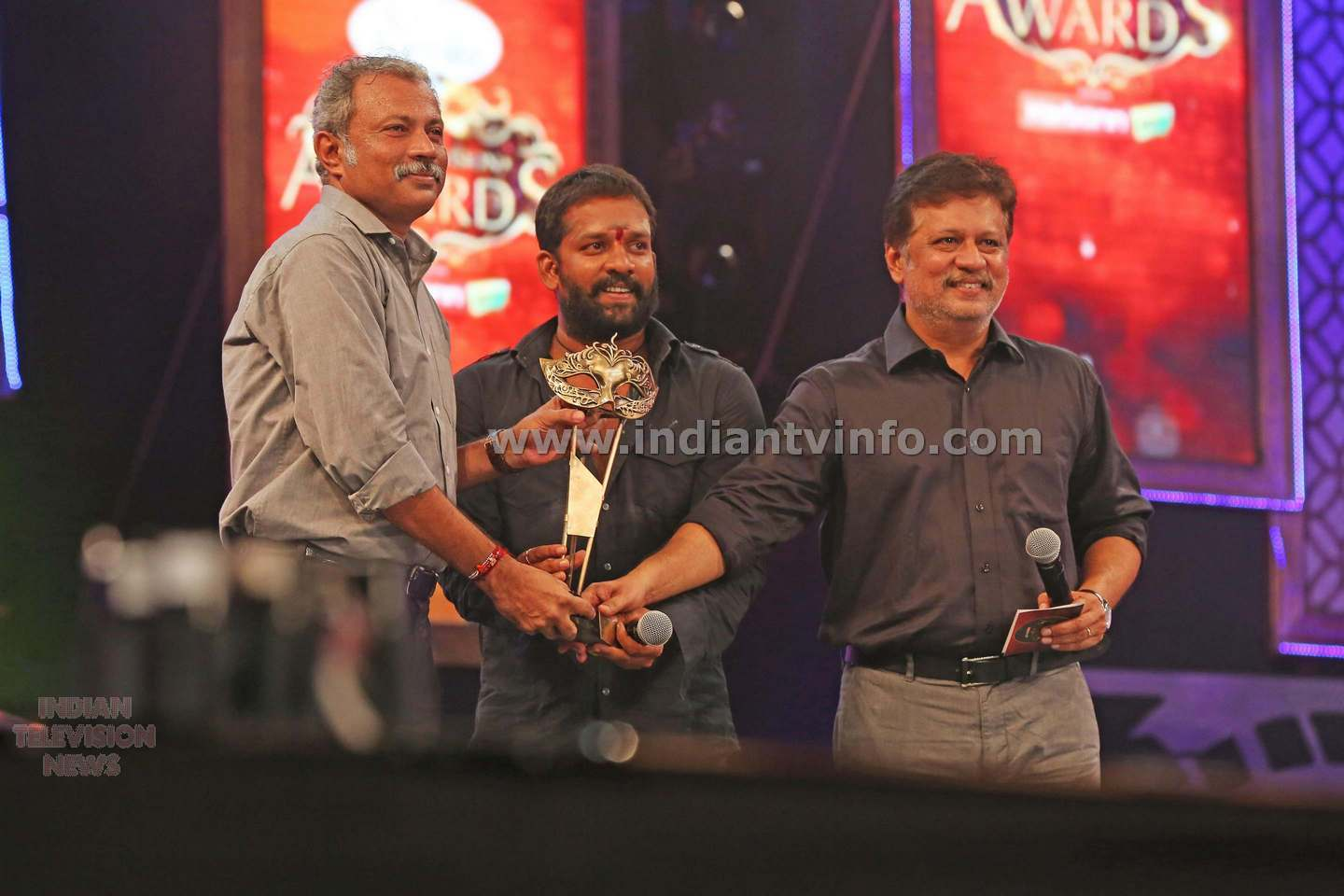 Vijay Television Awards 2014 – List Of winners and Images