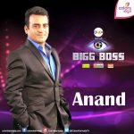 Anand Bigg Boss Kannada Season 3