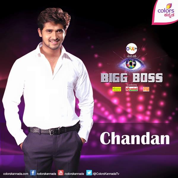 Kannada Bigg Boss Season 3 Contestants Profile & Images