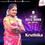 Kruthika Bigg Boss Kannada Season 3