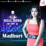 Madhuri Bigg Boss Kannada Season 3