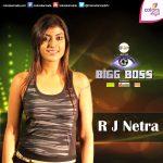 RJ Netra Bigg Boss Kannada Season 3
