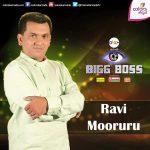 Ravi Mooruru Bigg Boss Kannada Season 3