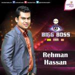Rehman Hassan Bigg Boss Kannada Season 3