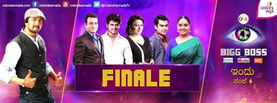 Bigg Boss Kannada Season 3 Winners Shruti Wins The Title The show was hosted by sudeep. bigg boss kannada season 3 winners