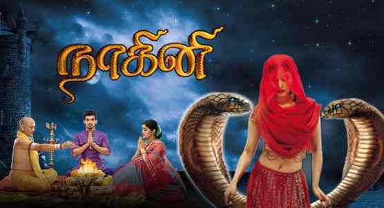Nagini Serial On Sun TV - Tamil Horror TV Serial (Naagin Hindi Dubbed)