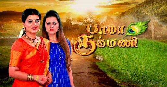 Bhama Rukmani serial sun tv launching 9th july 2018 at 11 00 A M