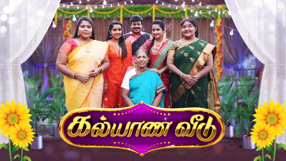 Vidya Pradeep Playing Nayaki Sun TV Serial Heroine Role of