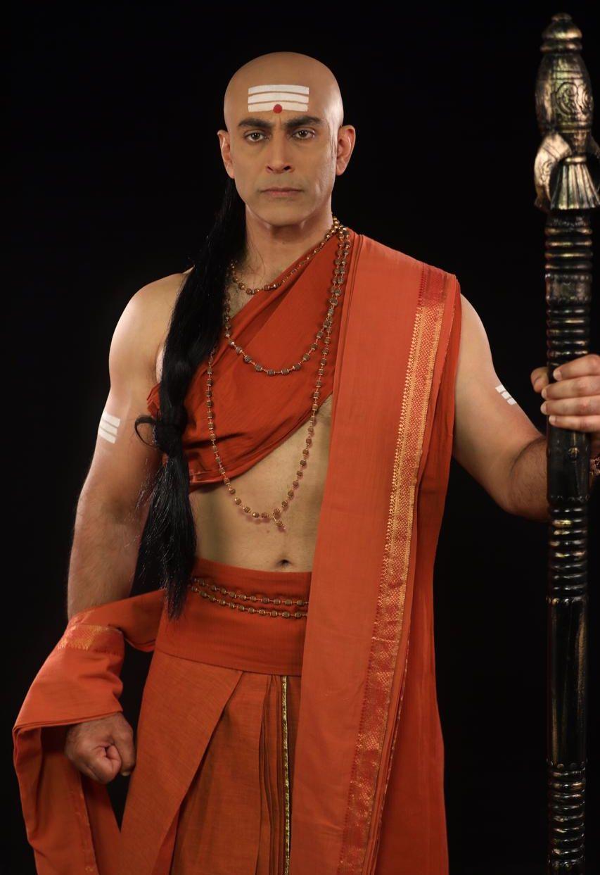 Tarun Khanna enters as Chanakya in Sony Entertainment Porus