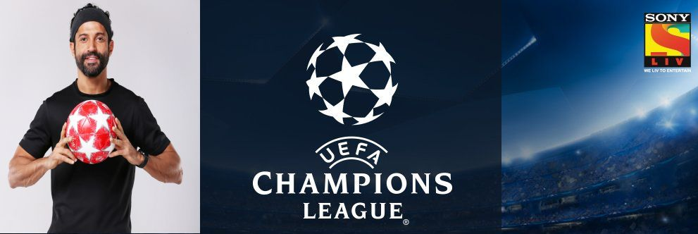 UEFA Champions League Finals live on SONY TEN 1 and SONY TEN 2
