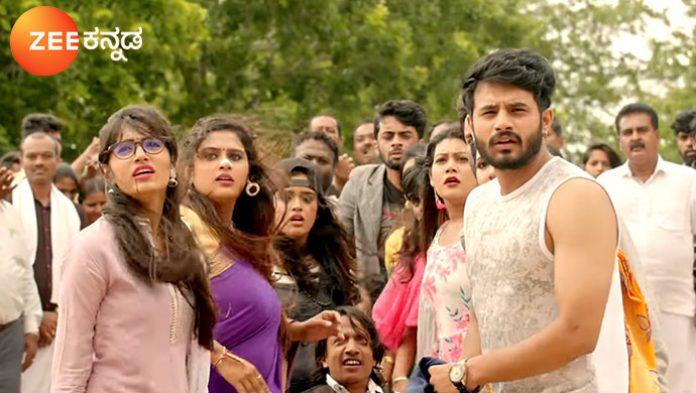 Pranathi and Subba from Bramhagantu Contestants from Comedy Khiladigalu