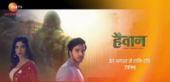 Star Cast of Zee TV Haiwaan