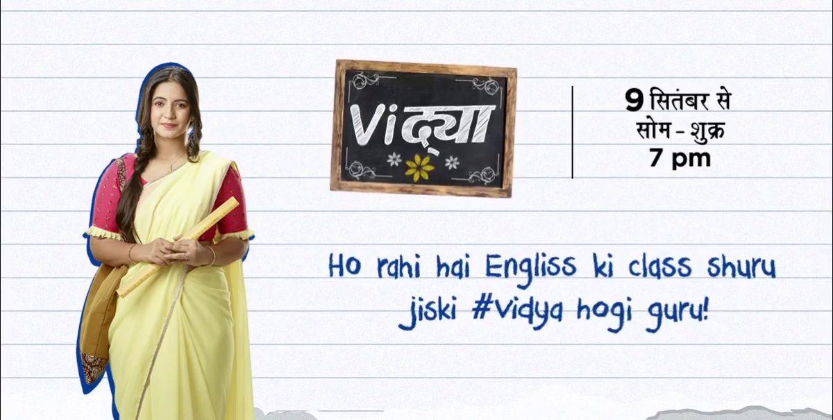 vidya colors tv serial