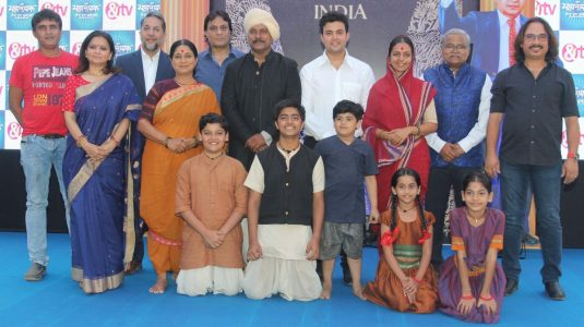 Cast and Crew of AndTV Serial Dr. B.R. Ambedkar
