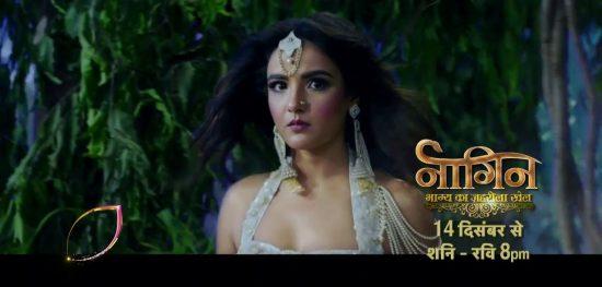 Jasmin Bhasin as Nayanthara Mihir Sippi