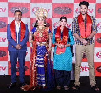 And TV Serial Santoshi Maa Star Cast