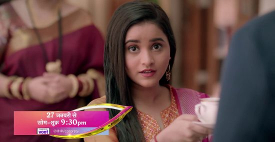 Riya Shukla as Pinky