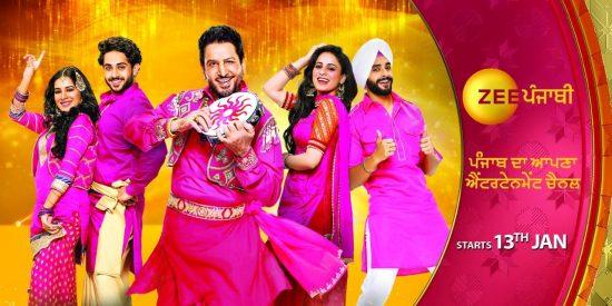 Zee Punjabi Channel Programs
