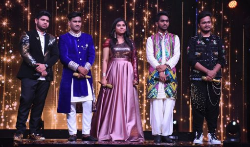 Top 5 on the finale of Indian idol 11
